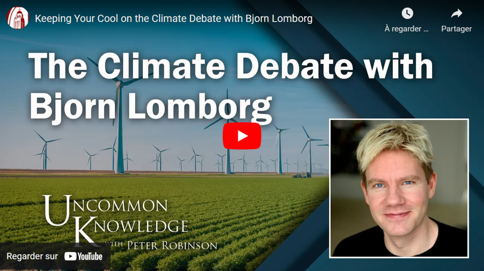 The Climate Debate